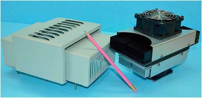 thermoelectric assembly