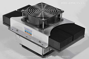 Thermoelectric Cooling Assembly
