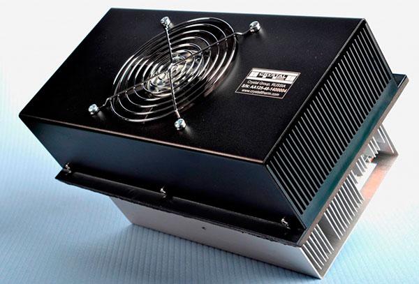 Термоэлектрическая сборка в антивандальном исполнении