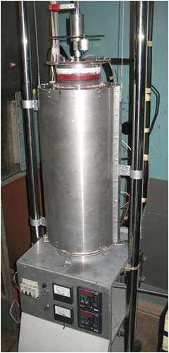 Experimental crystallizations equipment